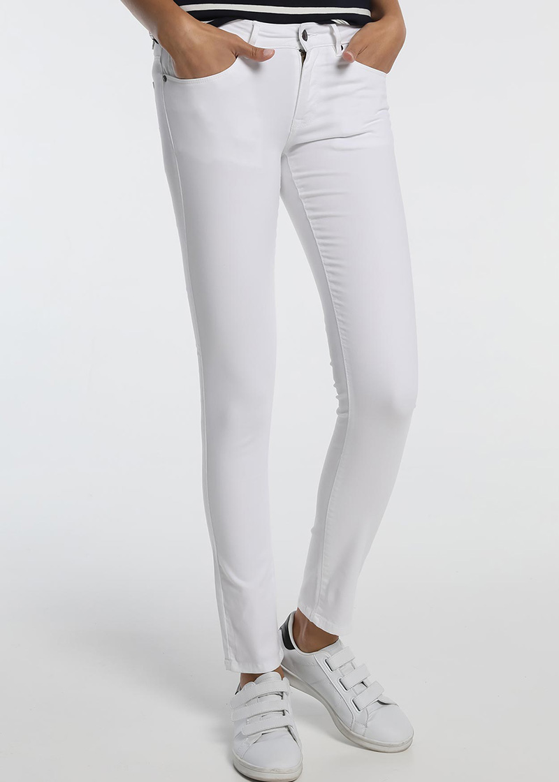 Lois Denim Coty Blanco