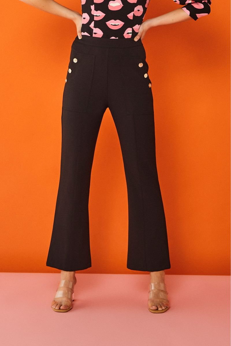 Minueto BLACK TROUSERS