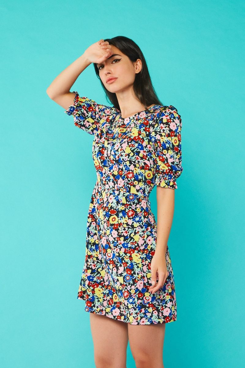 Minueto FLOWER DRESS