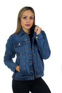 animosa cazadora denim supermujer