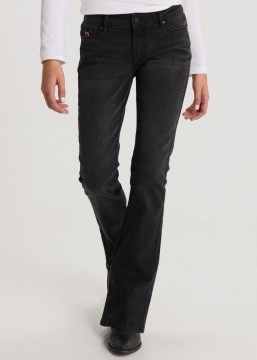 lois jeans coty flare tyriona negro