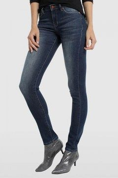 lois denim blue super strech coty corina