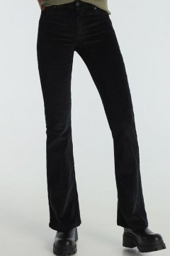 lois jeans pana coty flare barbol black