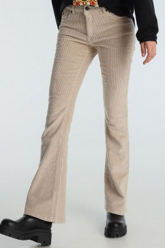 lois jeans pana coty flare barbol beige