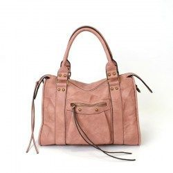 martinak vintage shopper rosa