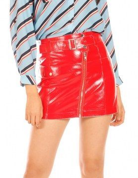 minueto red rock skirt