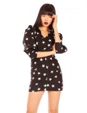 minueto star dress