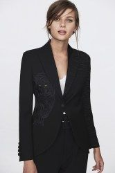 the extreme collection blazer bordado bohemian